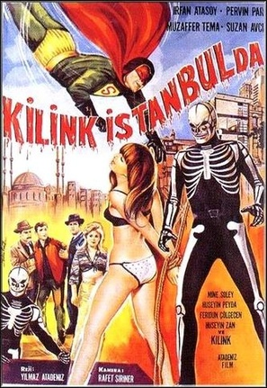 Kilink Istanbul'da - Turkish Movie Poster (thumbnail)
