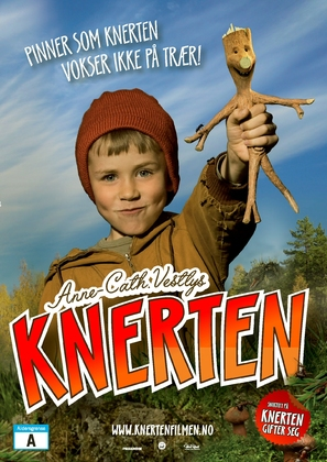 Knerten - Norwegian Movie Cover (thumbnail)