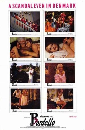 Bordellet - Movie Poster (thumbnail)