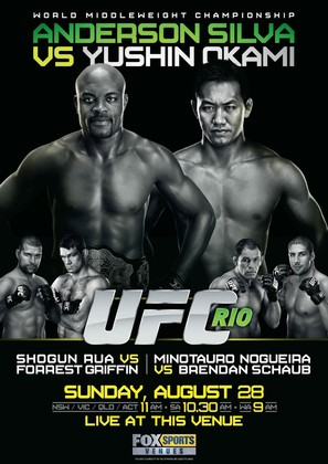 """""""UFC Unleashed"""" - Movie Poster (thumbnail)"""