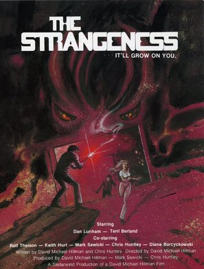 The Strangeness - Movie Poster (thumbnail)