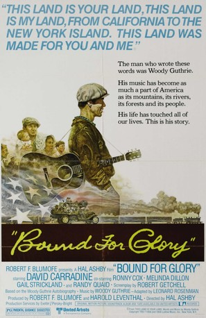 Bound for Glory - Movie Poster (thumbnail)