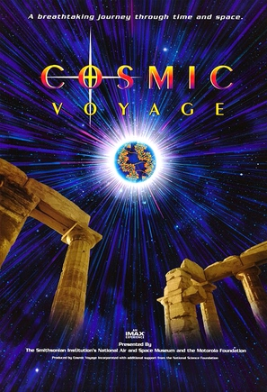 Cosmic Voyage - Movie Poster (thumbnail)
