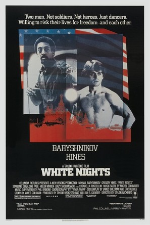 White Nights - Movie Poster (thumbnail)