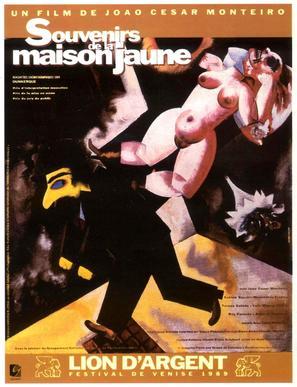 Recordações da Casa Amarela - French Movie Poster (thumbnail)