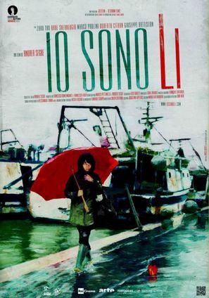 Io sono Li - Italian Movie Poster (thumbnail)