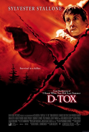 D Tox - Movie Poster (thumbnail)