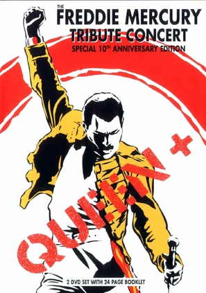 The Freddie Mercury Tribute: Concert for AIDS Awareness - Movie Cover (thumbnail)