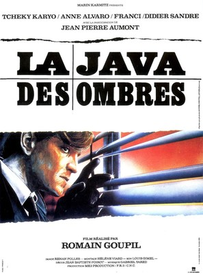 La java des ombres - French Movie Poster (thumbnail)