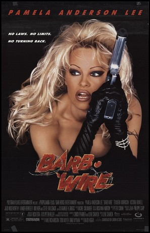 Barb Wire - Movie Poster (thumbnail)