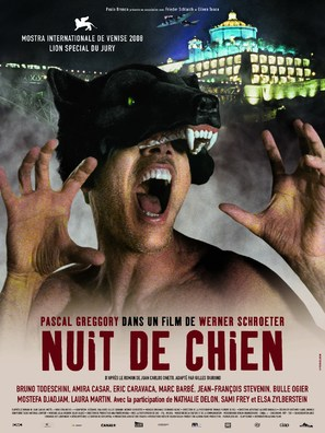 Nuit de chien - French Movie Poster (thumbnail)