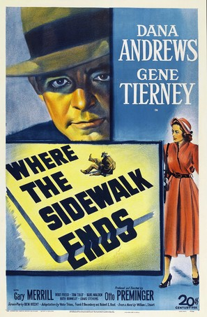 Where the Sidewalk Ends - Movie Poster (thumbnail)