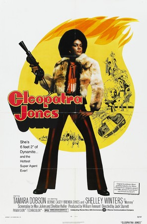 Cleopatra Jones - Movie Poster (thumbnail)