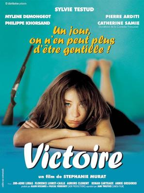 Victoire - French Movie Poster (thumbnail)