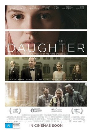 The Daughter - Australian Movie Poster (thumbnail)