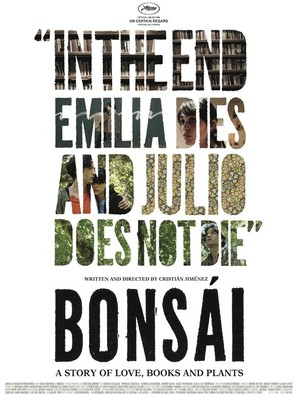 Bonsái - Movie Poster (thumbnail)