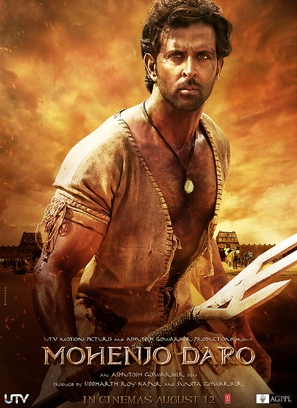 Mohenjo Daro - Indian Movie Poster (thumbnail)