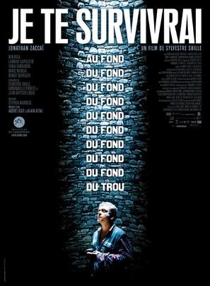 Je te survivrai - French Movie Poster (thumbnail)