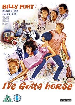 I've Gotta Horse - British DVD movie cover (thumbnail)
