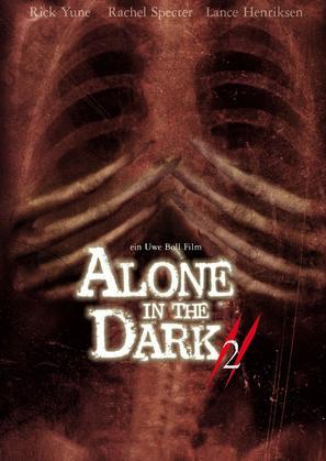 Alone in the Dark II - German Movie Poster (thumbnail)