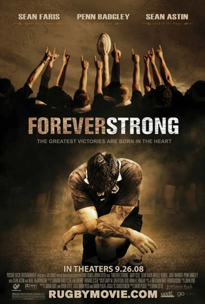Forever Strong - Movie Poster (thumbnail)
