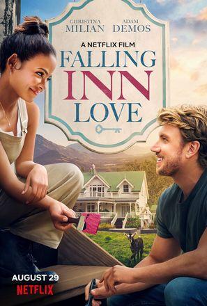 Falling Inn Love - Movie Poster (thumbnail)