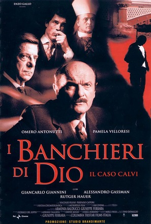 Banchieri di Dio, I - Italian Movie Poster (thumbnail)