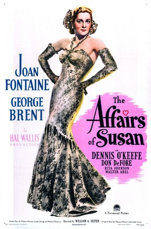 The Affairs of Susan - Movie Poster (thumbnail)