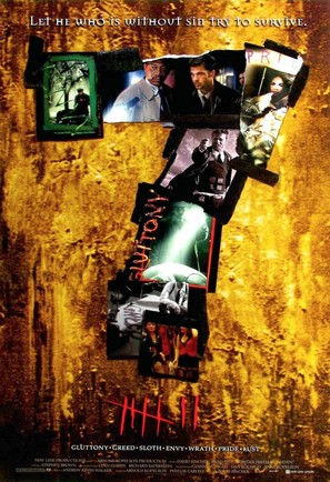 Se7en - Movie Poster (thumbnail)