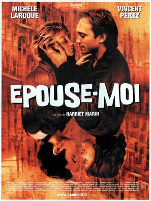 Épouse-moi - French Movie Poster (thumbnail)