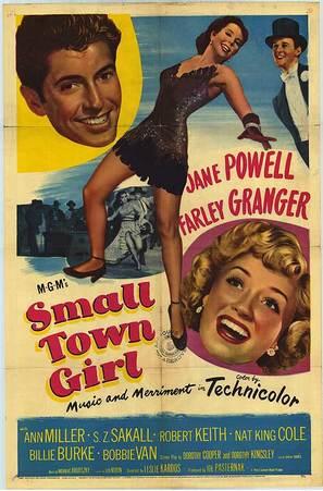 Small Town Girl - Movie Poster (thumbnail)