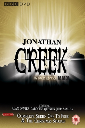 """Jonathan Creek"" - British Movie Cover (thumbnail)"