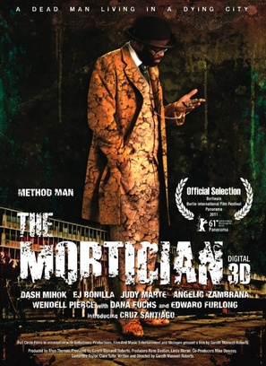 The Mortician - British Movie Poster (thumbnail)