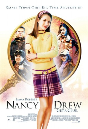Nancy Drew - Movie Poster (thumbnail)