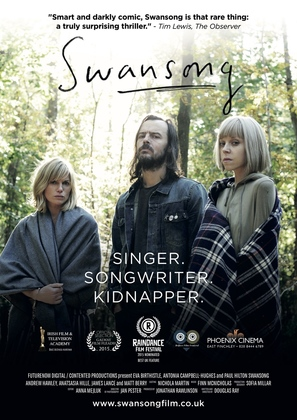 Swansong - British Movie Poster (thumbnail)