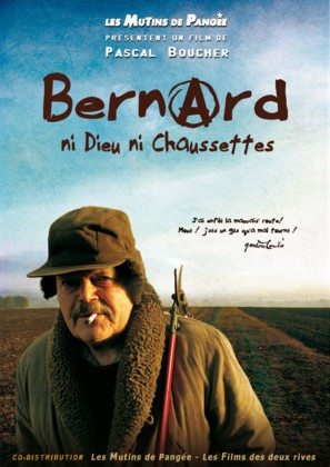 Bernard, ni dieu ni chaussettes - French Movie Poster (thumbnail)