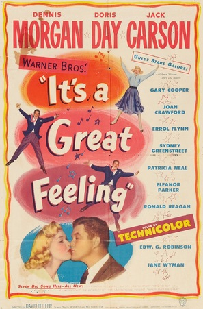 It's a Great Feeling - Movie Poster (thumbnail)