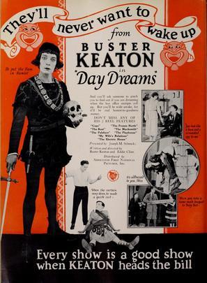 Day Dreams - Movie Poster (thumbnail)