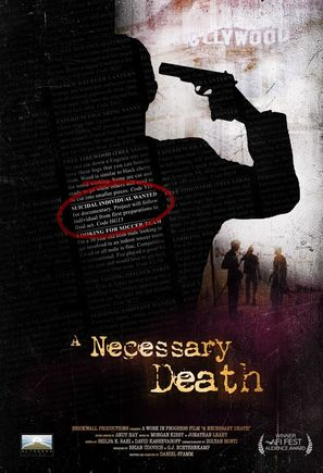 A Necessary Death - Movie Poster (thumbnail)