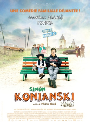 Simon Konianski - French Movie Poster (thumbnail)