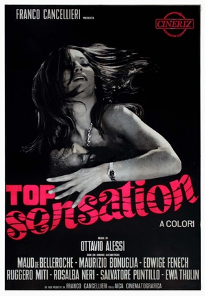 Top Sensation - Italian Movie Poster (thumbnail)