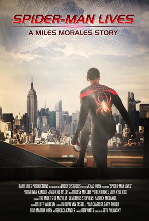Spider-Man Lives: A Miles Morales Story - Movie Poster (thumbnail)