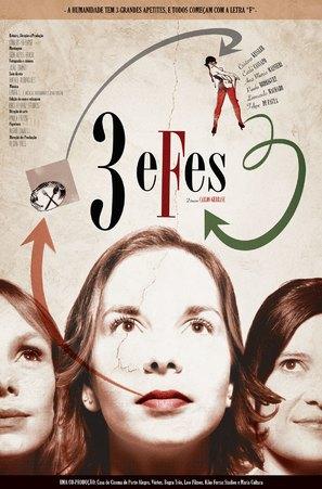 3 Efes - Brazilian poster (thumbnail)