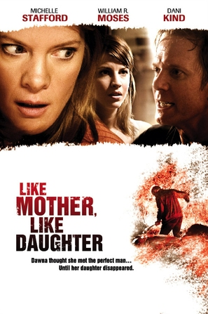 Like Mother, Like Daughter - DVD movie cover (thumbnail)