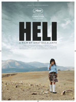 Heli - Mexican Movie Poster (thumbnail)