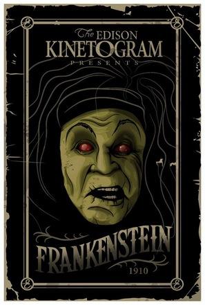 Frankenstein - Movie Poster (thumbnail)