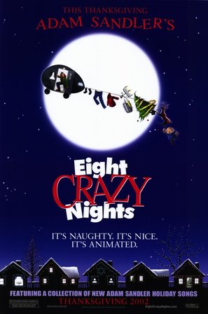 Eight Crazy Nights - Movie Poster (thumbnail)