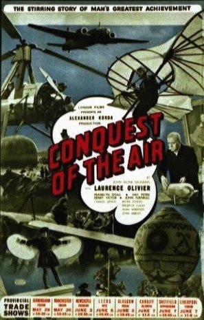 Conquest of the Air - Movie Poster (thumbnail)