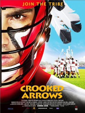 Crooked Arrows - Movie Poster (thumbnail)
