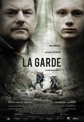 La Garde - Canadian Movie Poster (thumbnail)